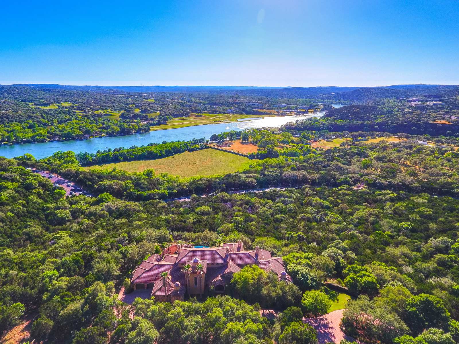 Single Family Home for Sale at 4813 Belvedere St 1, Austin Austin, Texas, 78731 United States