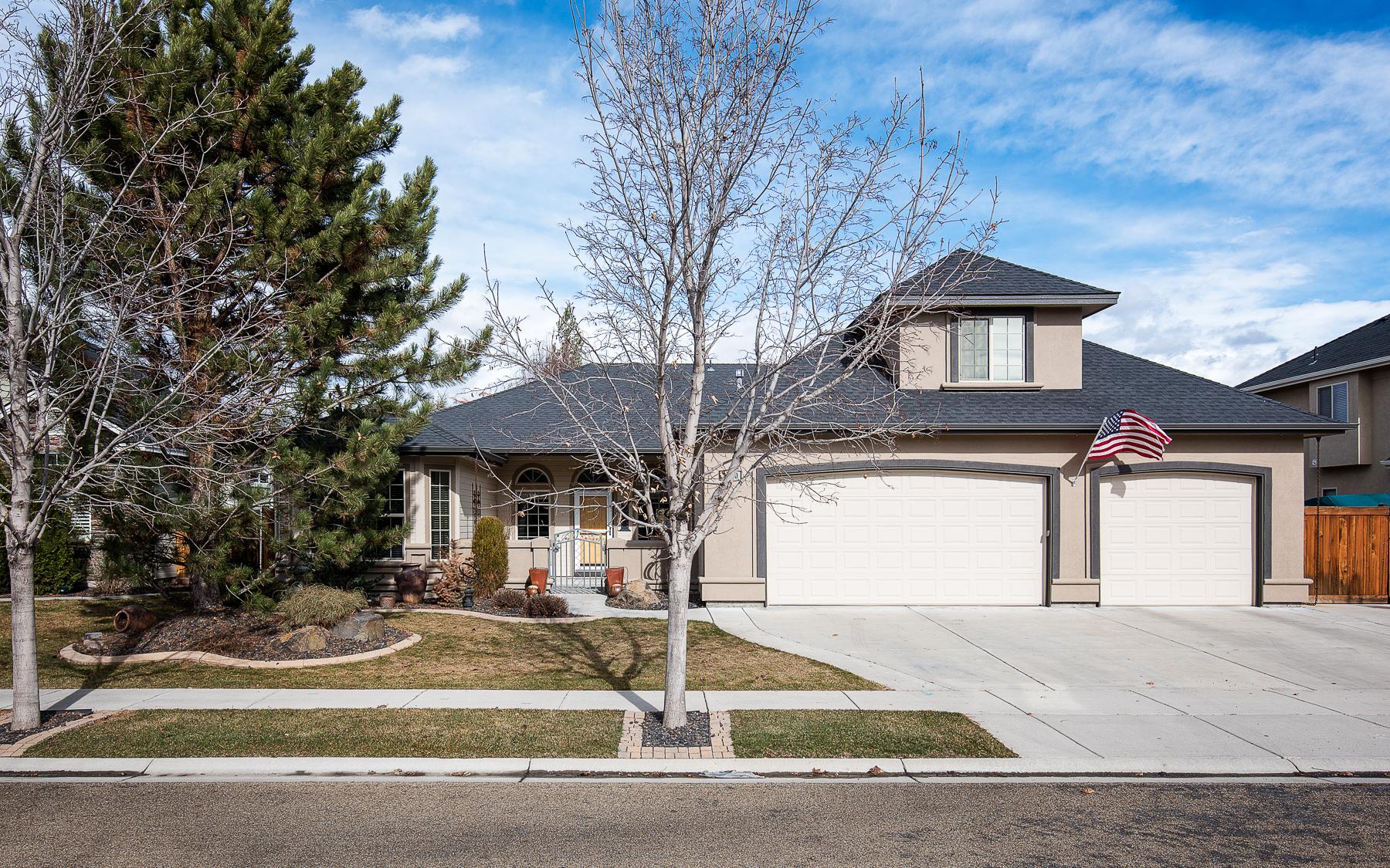 Casa Unifamiliar por un Venta en 2310 Cedar Grove, Meridian 2310 W Cedar Grove Meridian, Idaho, 83642 Estados Unidos