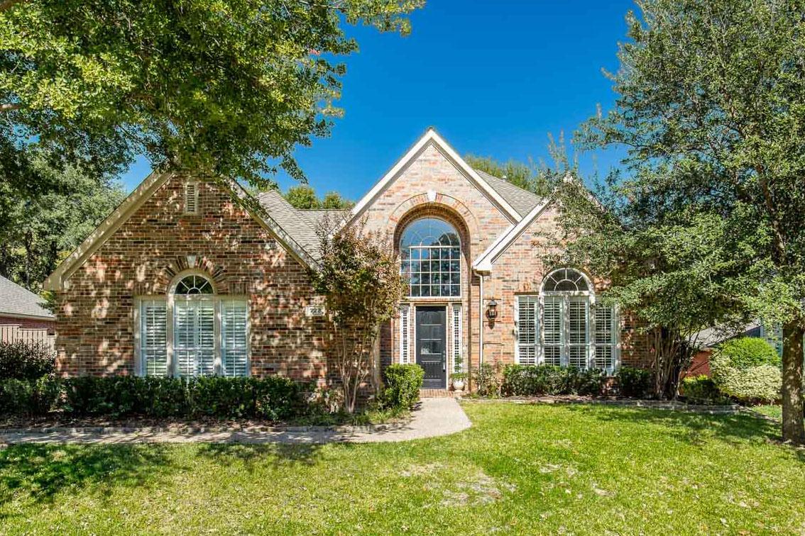 独户住宅 为 销售 在 Beautiful home in Timarron 722 Nettleton Drive, Southlake, 得克萨斯州, 76092 美国