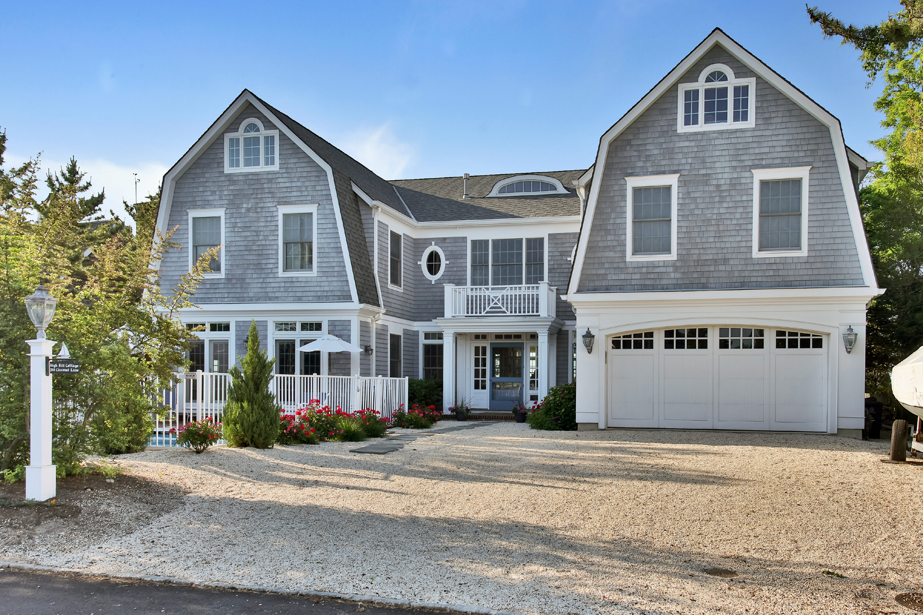 Single Family Home for Sale at Experience The Ambiance Of Open Water Views Capturing Light From Every Angle 210 Channel Lane Mantoloking, New Jersey 08738 United States