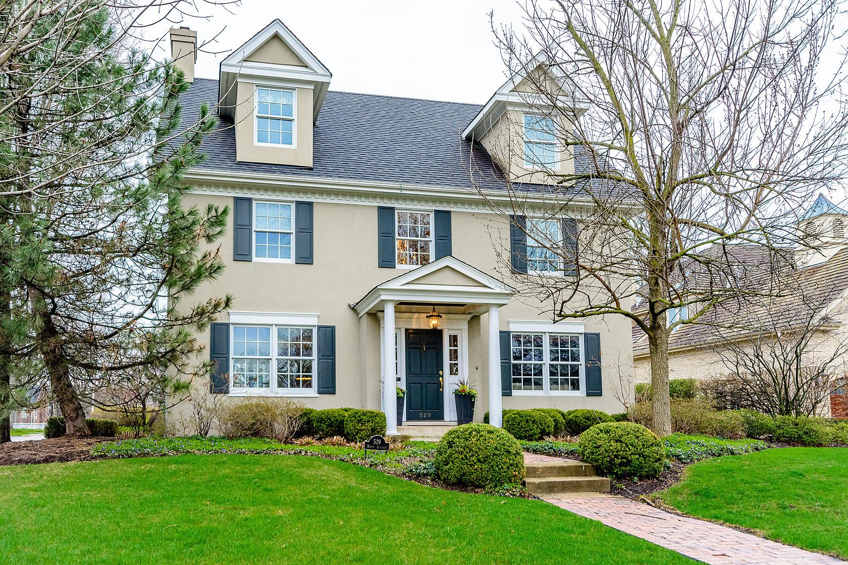 Maison unifamiliale pour l Vente à 529 N. Lincoln Hinsdale, Illinois, 60521 États-Unis