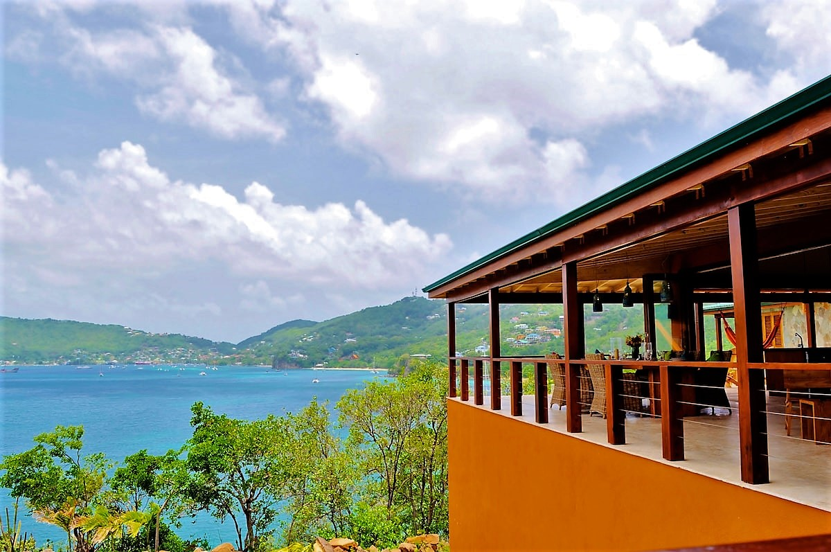 Single Family Home for Sale at Belles Point House Bequia, Saint Vincent And The Grenadines