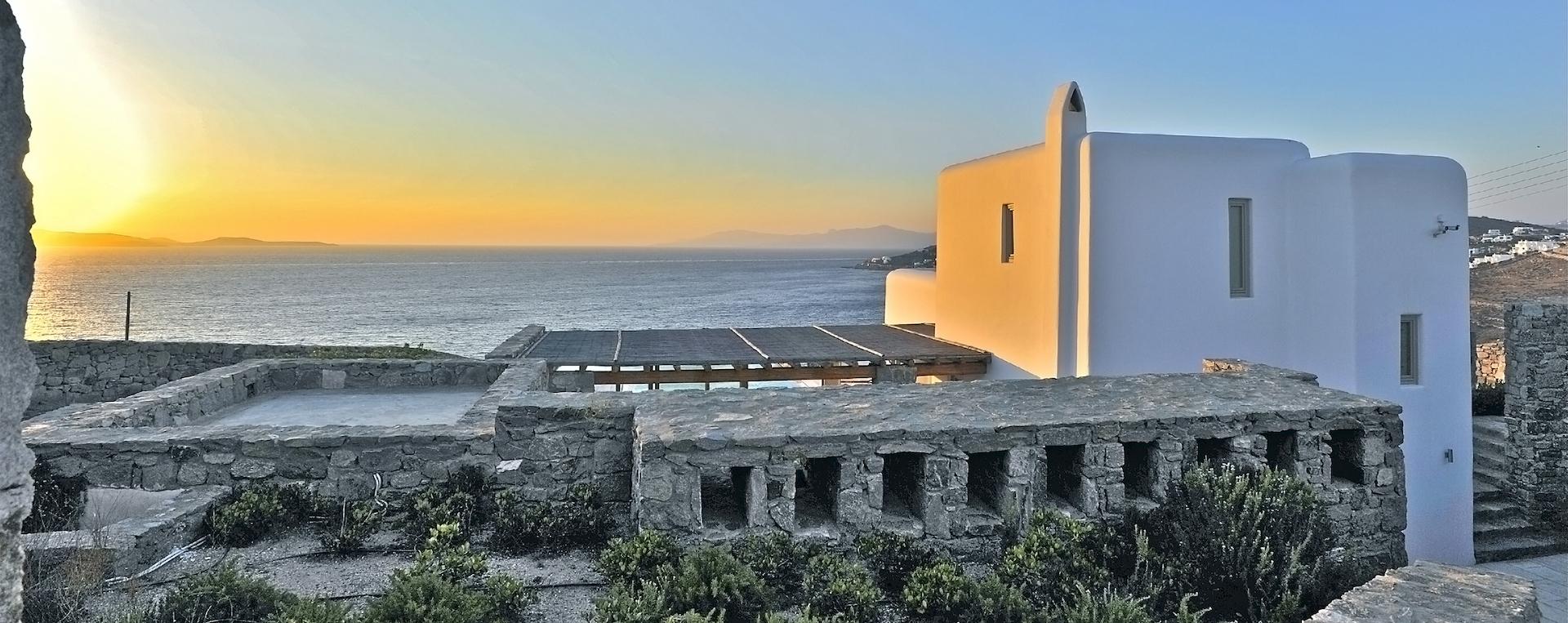 Casa para uma família para Venda às Seashore Theory Mykonos, Sul Do Mar Egeu, Grécia