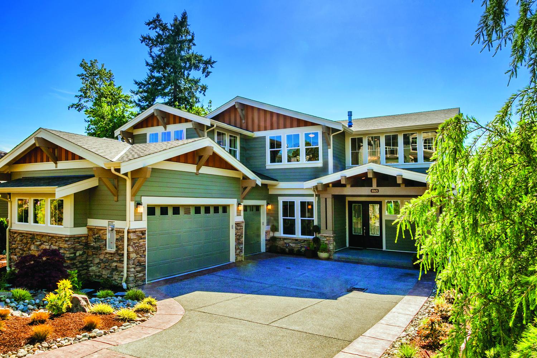 Single Family Home for Sale at Redmond Estate 10615 NE 154th PL Redmond, Washington 98052 United States