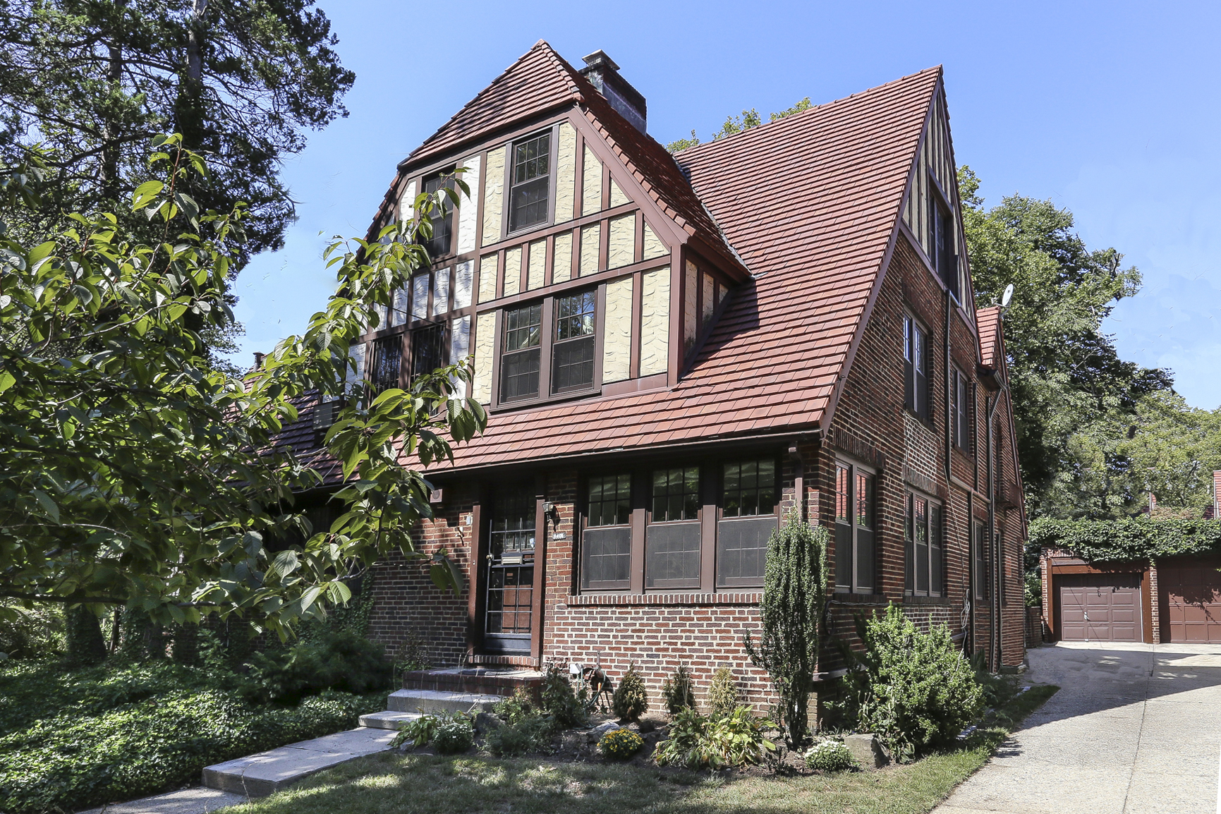 """Single Family Home for Sale at """"FULLY RENOVATED GARDENS TUDOR"""" 114-05 Union Turnpike, Forest Hills Gardens, Forest Hills, New York 11375 United States"""