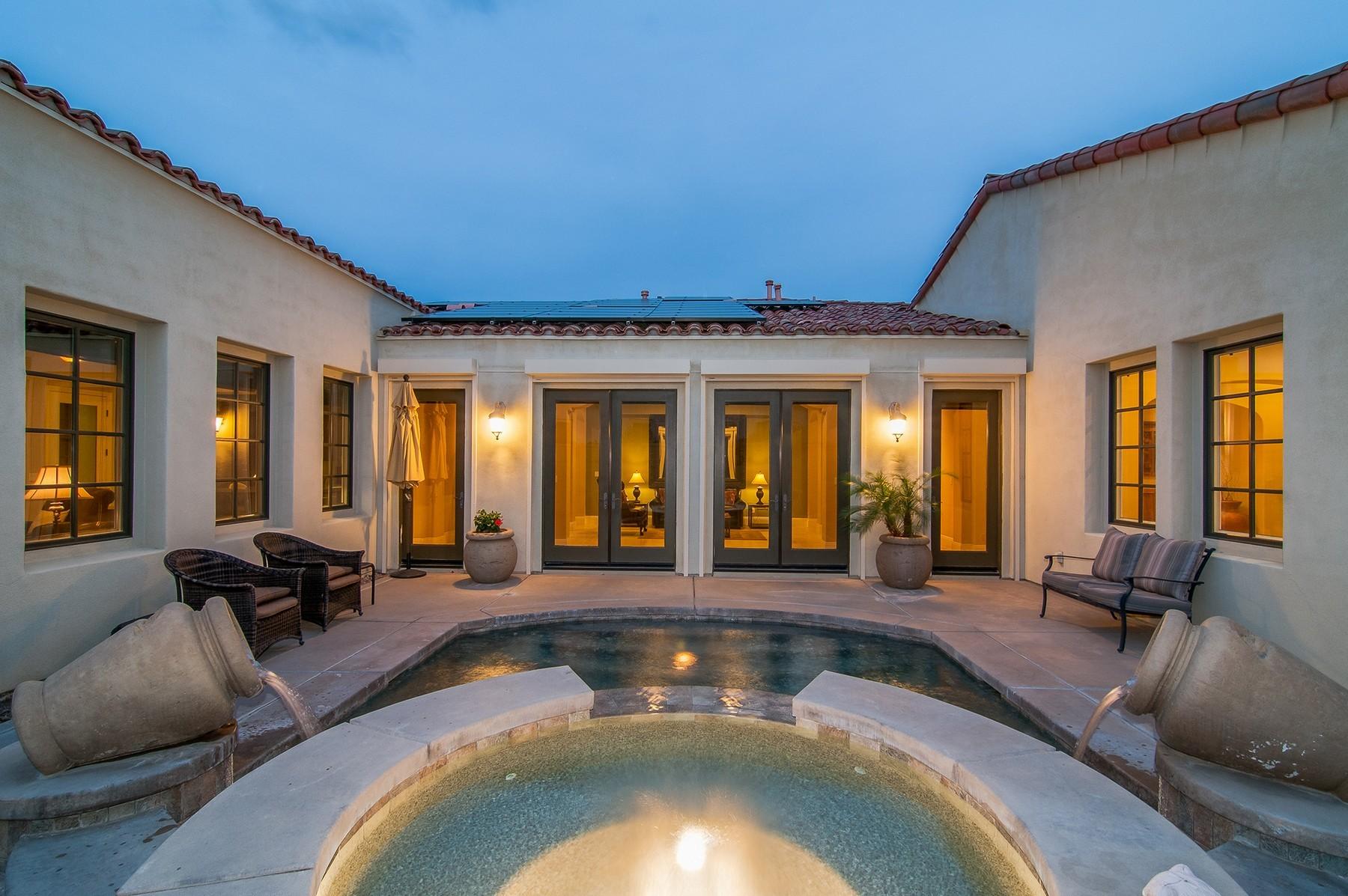 Maison unifamiliale pour l Vente à 75104 Promontory Place Indian Wells, Californie, 92210 États-Unis