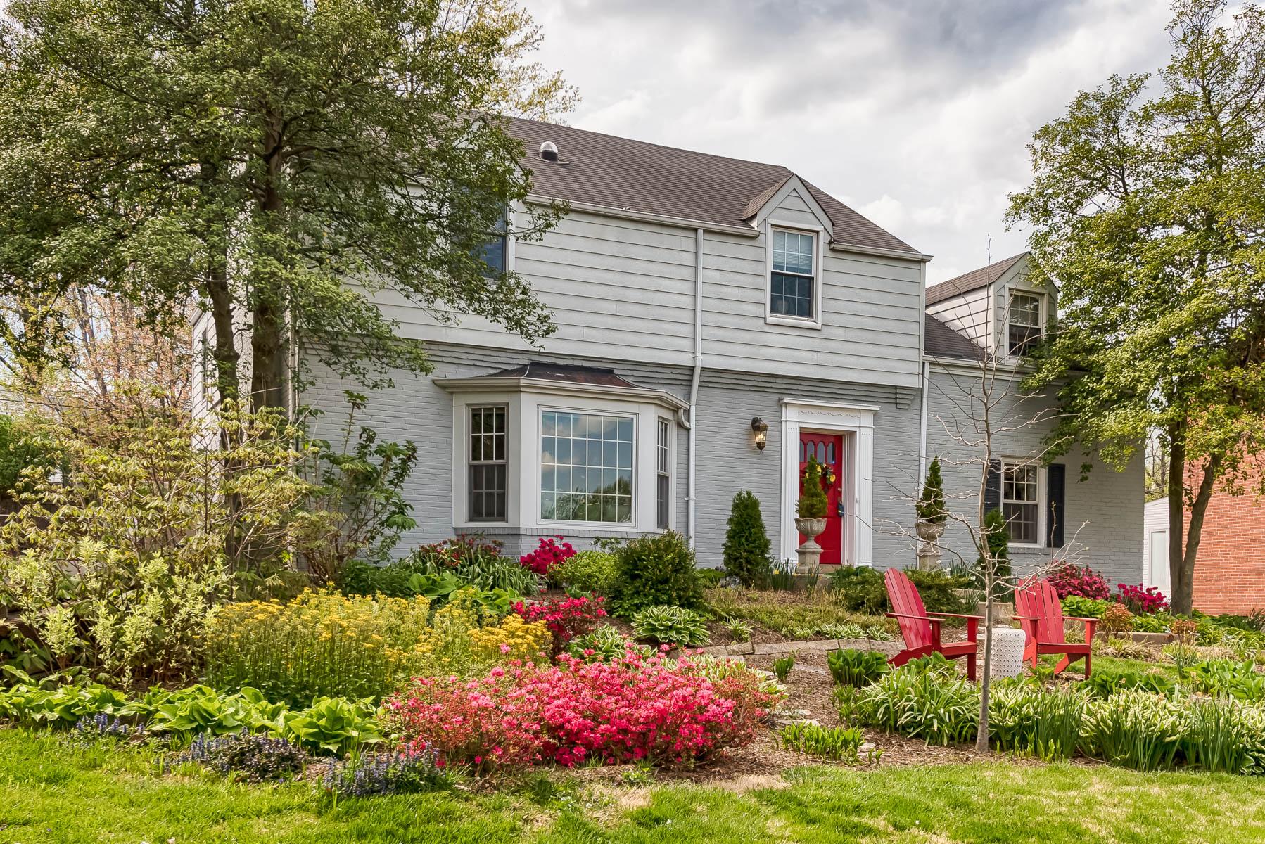 Single Family Home for Sale at Rye Lane 45 Rye Lane Olivette, Missouri 63132 United States