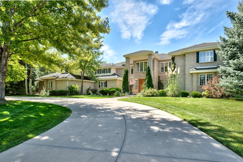 Maison unifamiliale pour l Vente à 4933 S. Elizabeth Circle Cherry Hills Village, Colorado, 80113 États-Unis