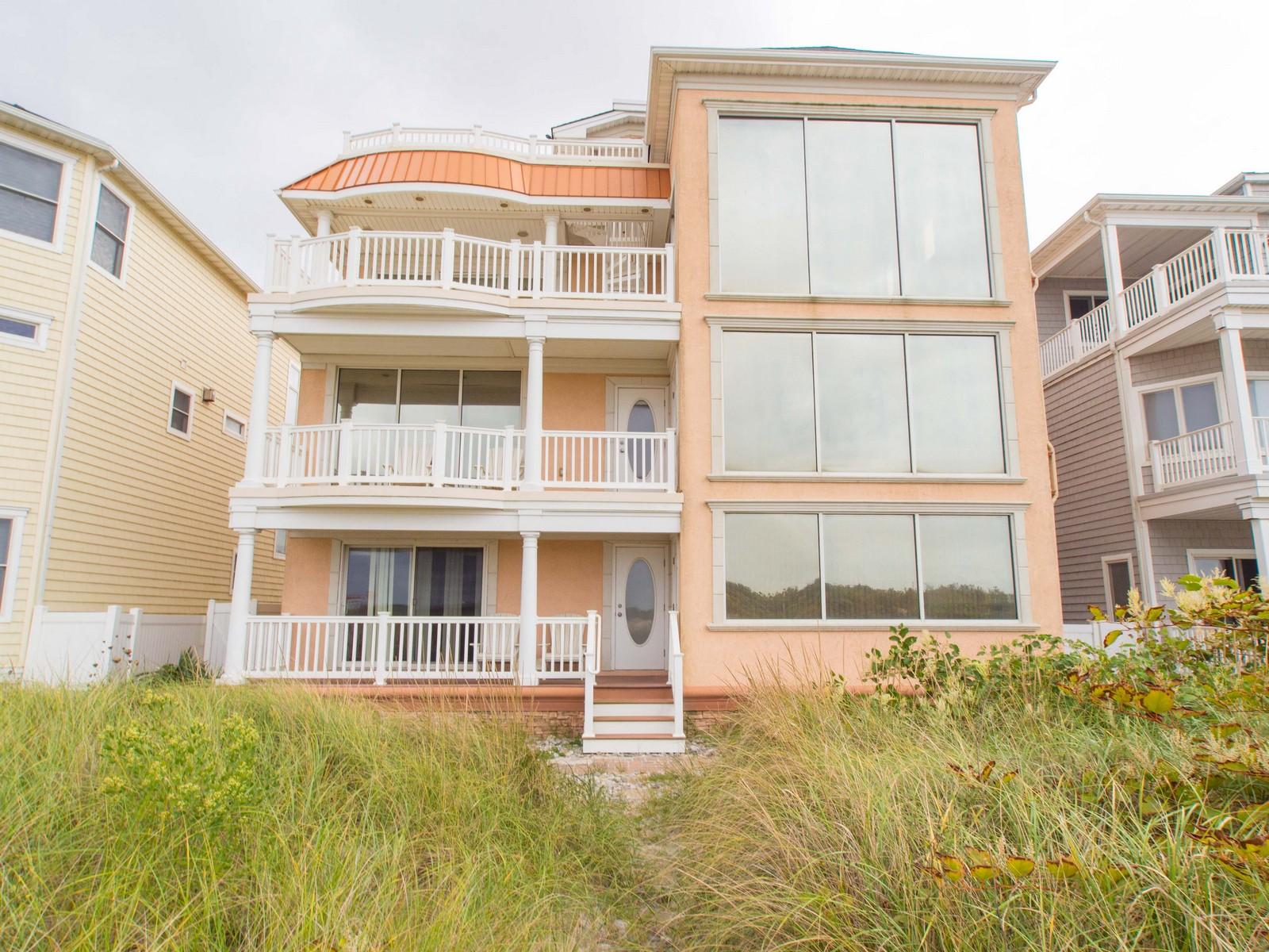 独户住宅 为 销售 在 214 15th Street Brigantine, 48600 美国