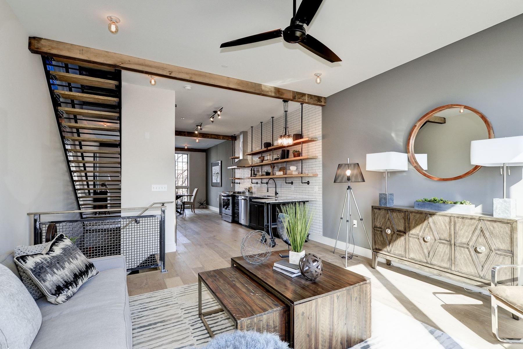 Duplex pour l Vente à 772 Girard Street Nw 2W, Washington Washington, District De Columbia, 20001 États-Unis