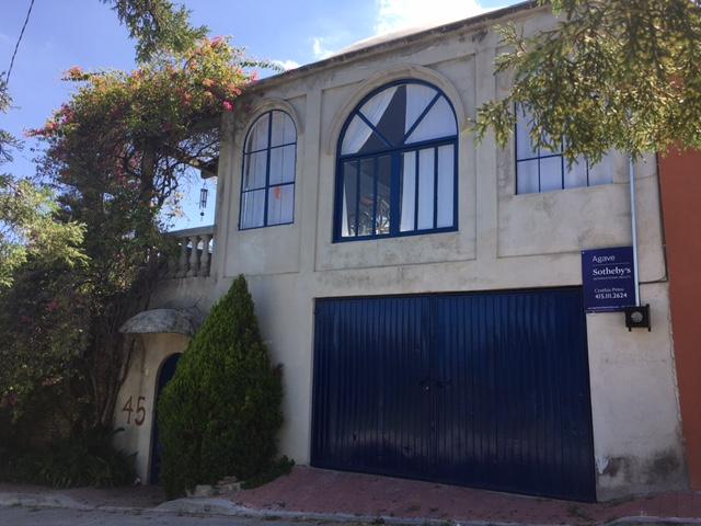Casa Unifamiliar por un Venta en MERCURIO MERCURIO 45 San Miguel De Allende, Guanajuato 37736 México