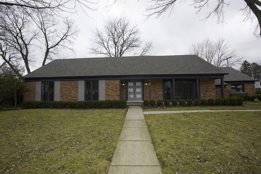 Single Family Home for Sale at Grosse Pointe Shores 61 N Duval Road Grosse Pointe Shores, Michigan, 48236 United States