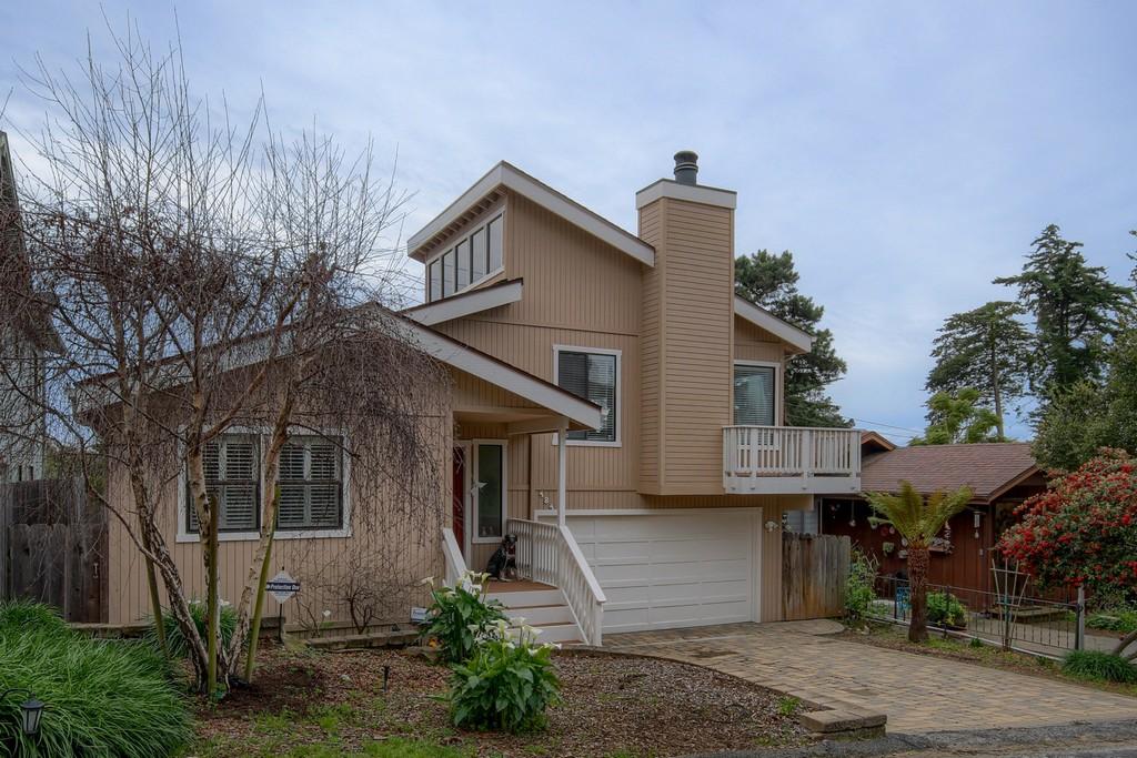 Maison unifamiliale pour l Vente à Weymouth House 484 Weymouth Cambria, Californie 93428 États-Unis