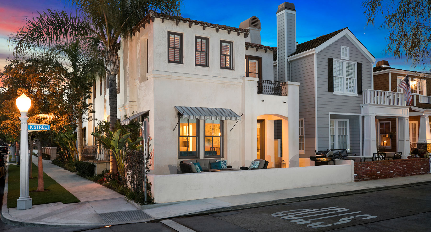 獨棟家庭住宅 為 出售 在 501 K St Newport Beach, 加利福尼亞州, 92661 美國