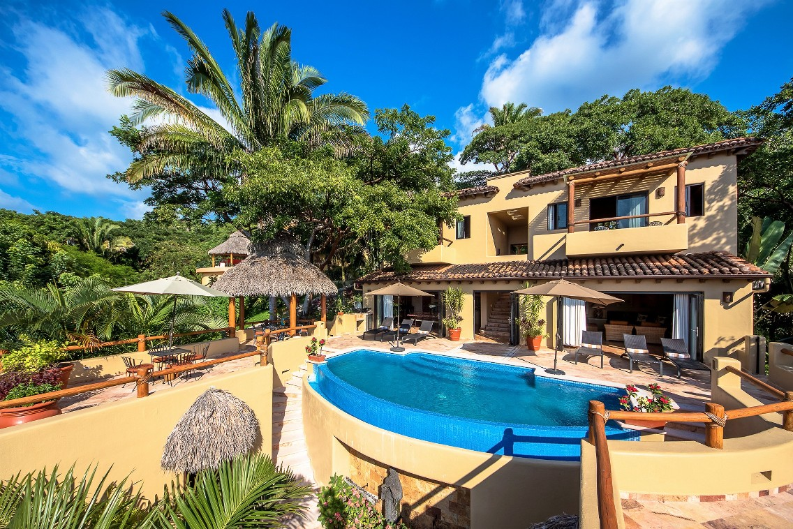 Single Family Home for Sale at Casa Sweet Water, San Pancho Nayarit Calle Africa 556 San Francisco, Other Areas In Mexico 63729 Mexico