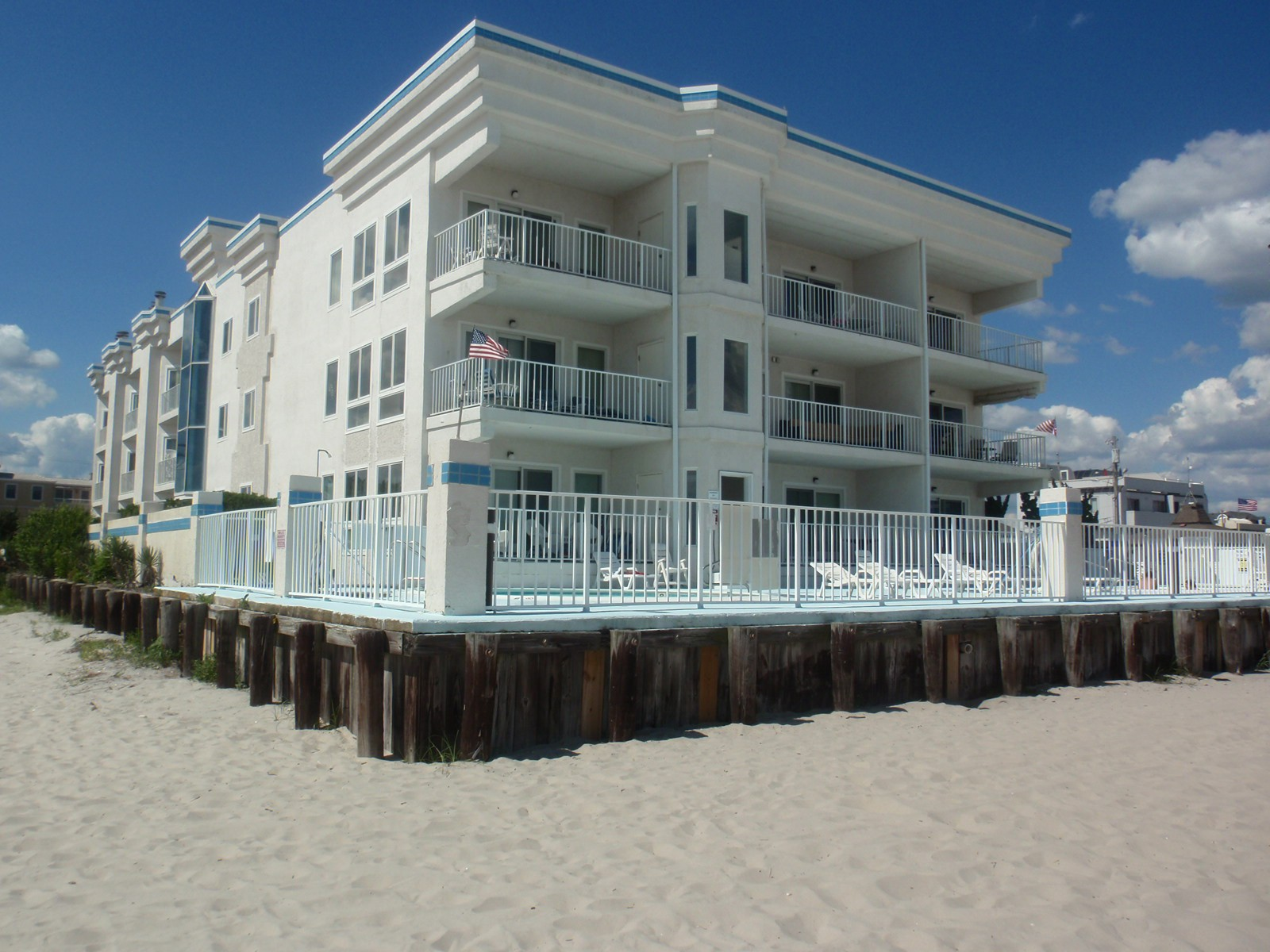 Condominium for Rent at Ivory Beach 9220 Atlantic Avenue #303 Margate, New Jersey 08402 United States