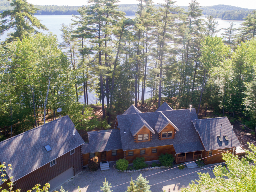 Single Family Home for Sale at 712 Peabody Pond Road Sebago, Maine, 04029 United States