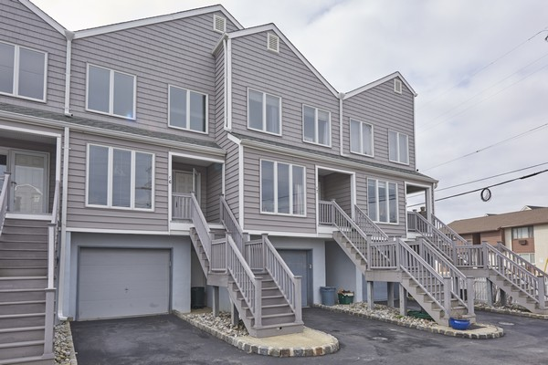 Townhouse for Sale at The Waterways 1184 Ocean Ave C7 Sea Bright, New Jersey 07760 United States
