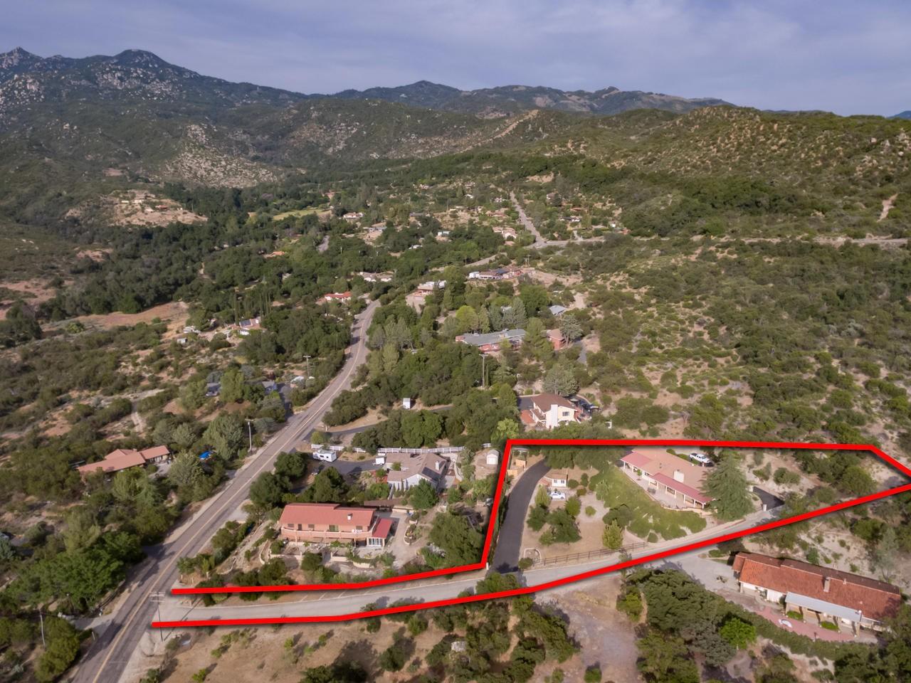 Maison unifamiliale pour l Vente à 32339 Camino San Ignacio Warner Springs, Californie, 92086 États-Unis
