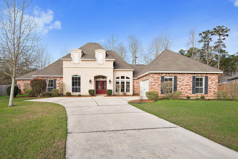 Частный односемейный дом для того Продажа на 1030 Thrush Drive Mandeville, Луизиана, 70448 Соединенные Штаты