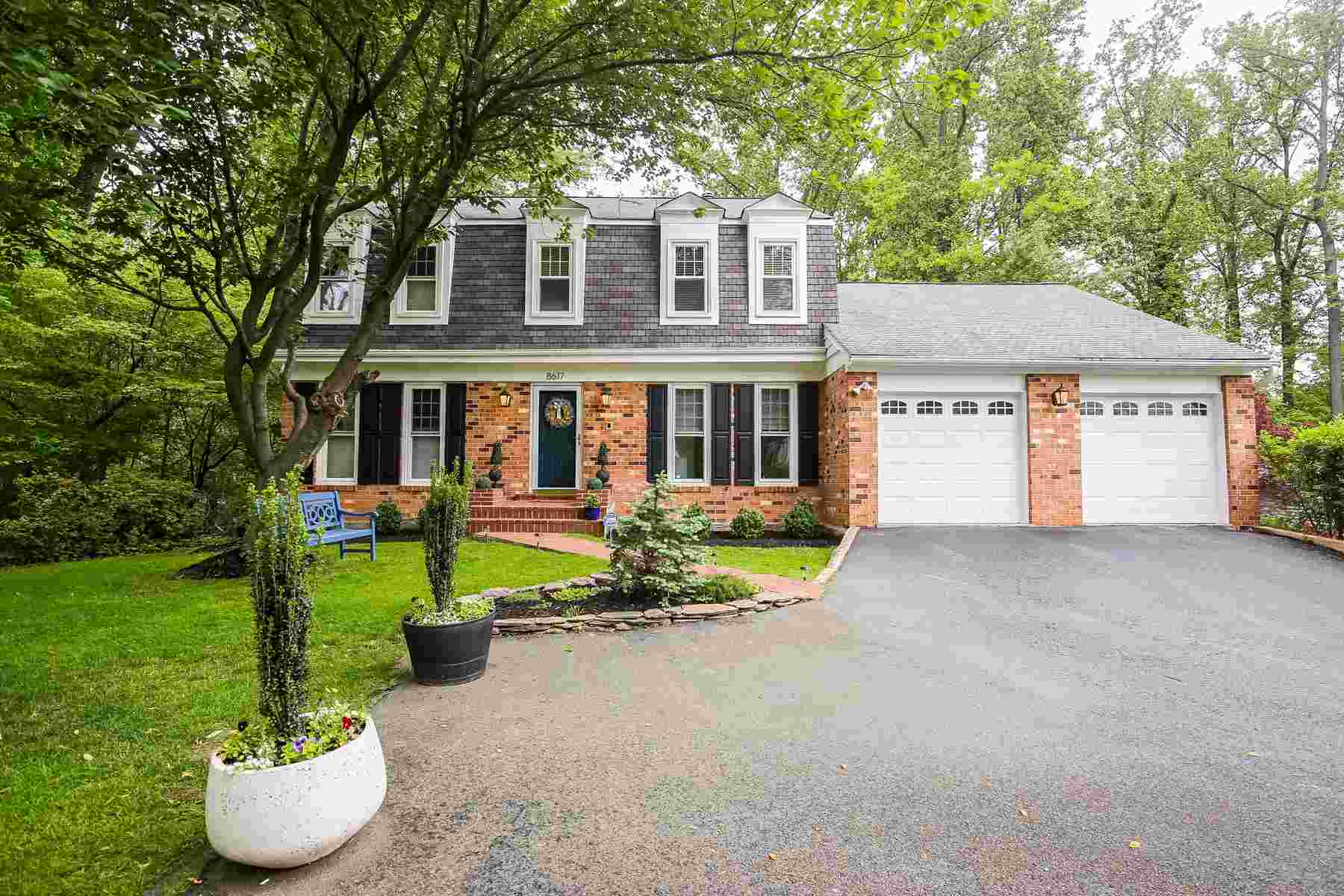 Single Family Home for Rent at 8617 Coral Gables Lane, Vienna 8617 Coral Gables Ln Vienna, Virginia 22182 United States
