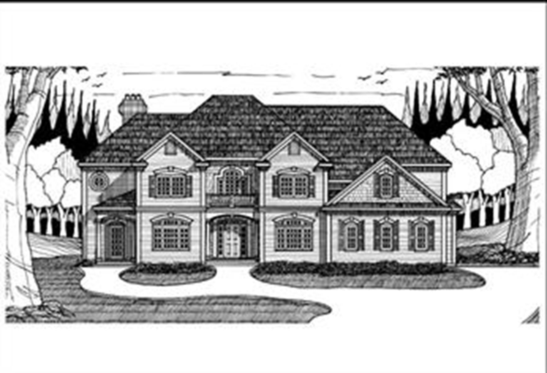 sales property at Highland Park New Construction Harrison Model