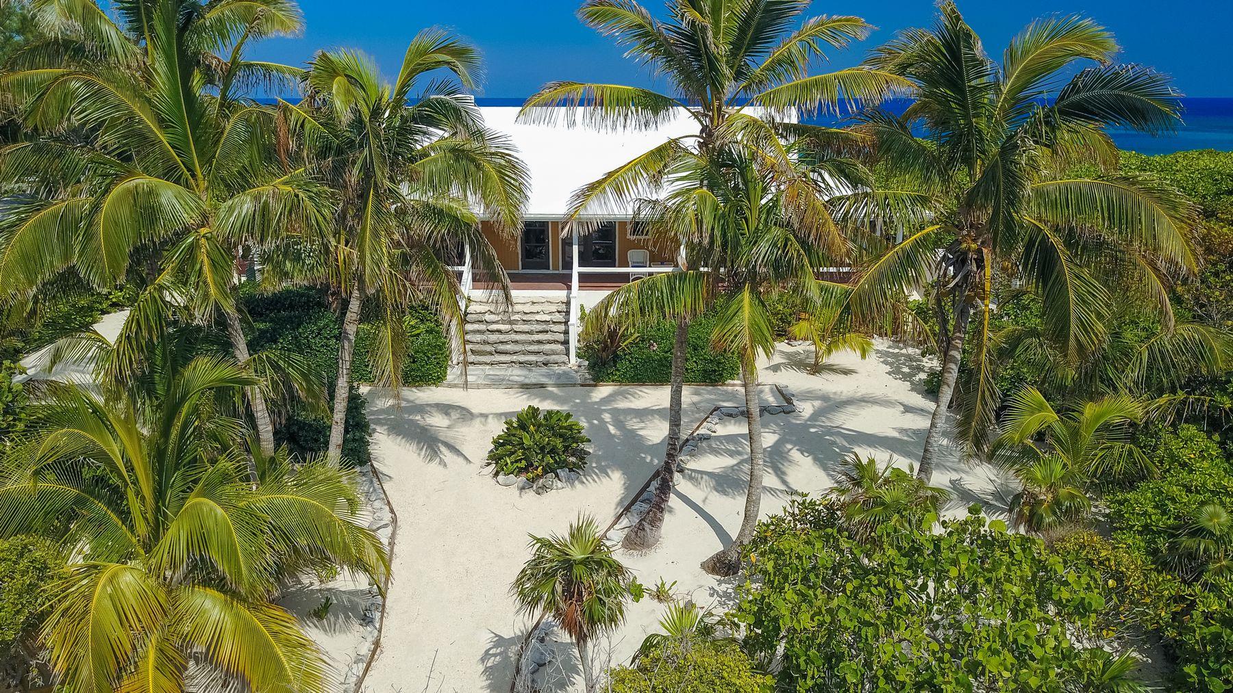Tek Ailelik Ev için Satış at Seaduction Elbow Cay Hope Town, Abaco, Bahamalar