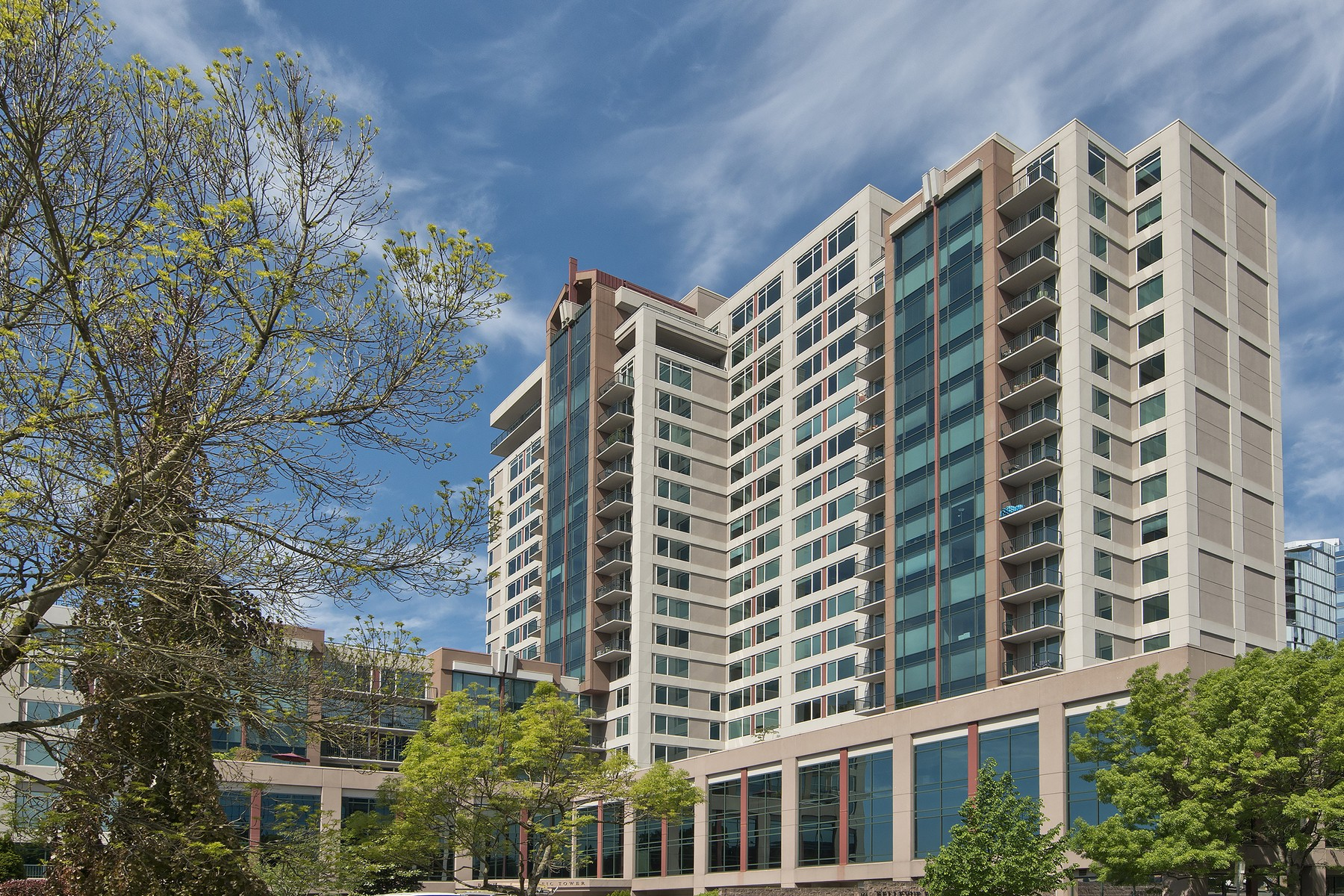 sales property at Bellevue Pacific Towers Condo