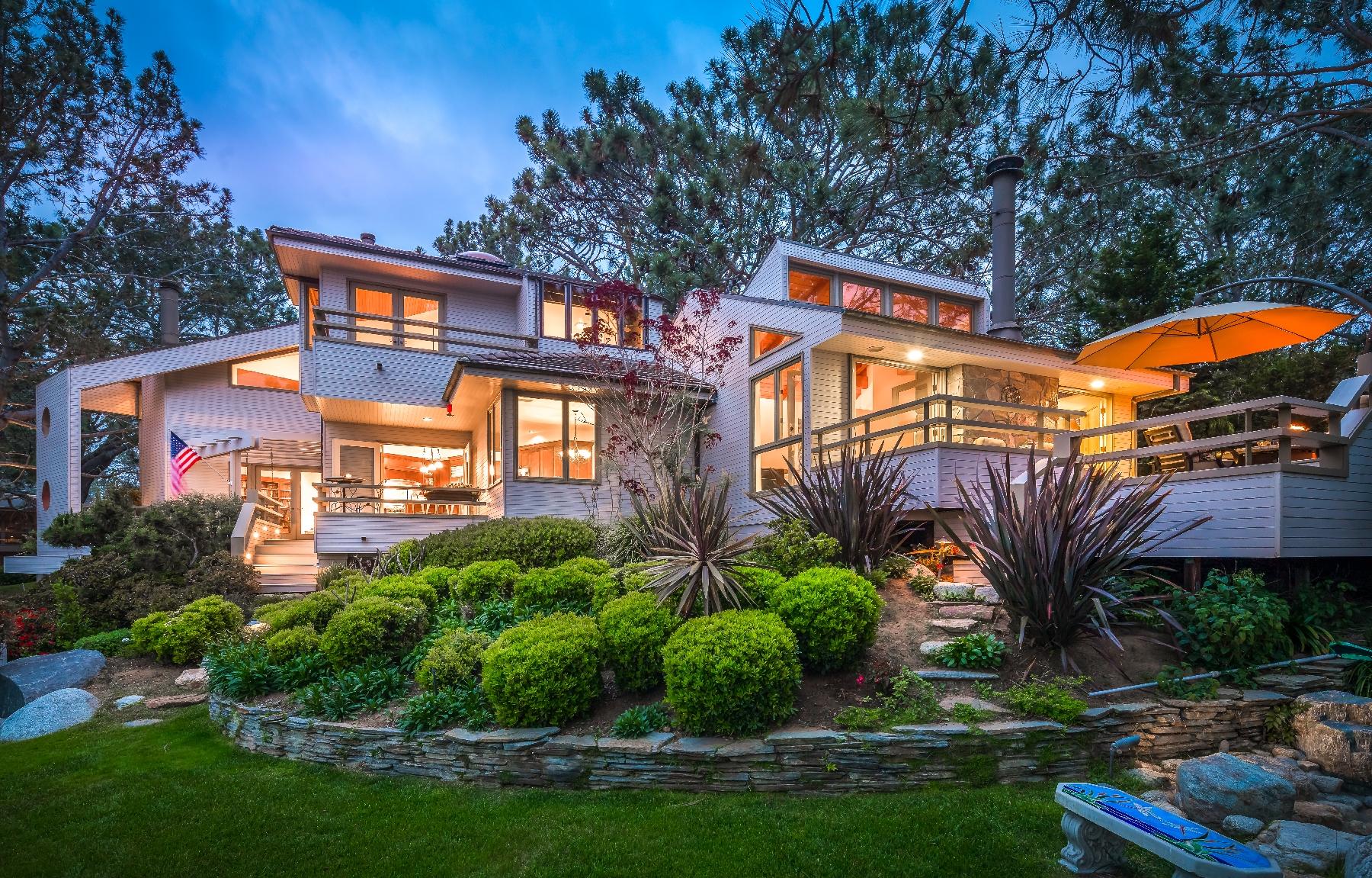 Vivienda unifamiliar por un Venta en 209 Torrey Pines Ter 209 Torrey Pines Terrace Del Mar, California, 92014 Estados Unidos