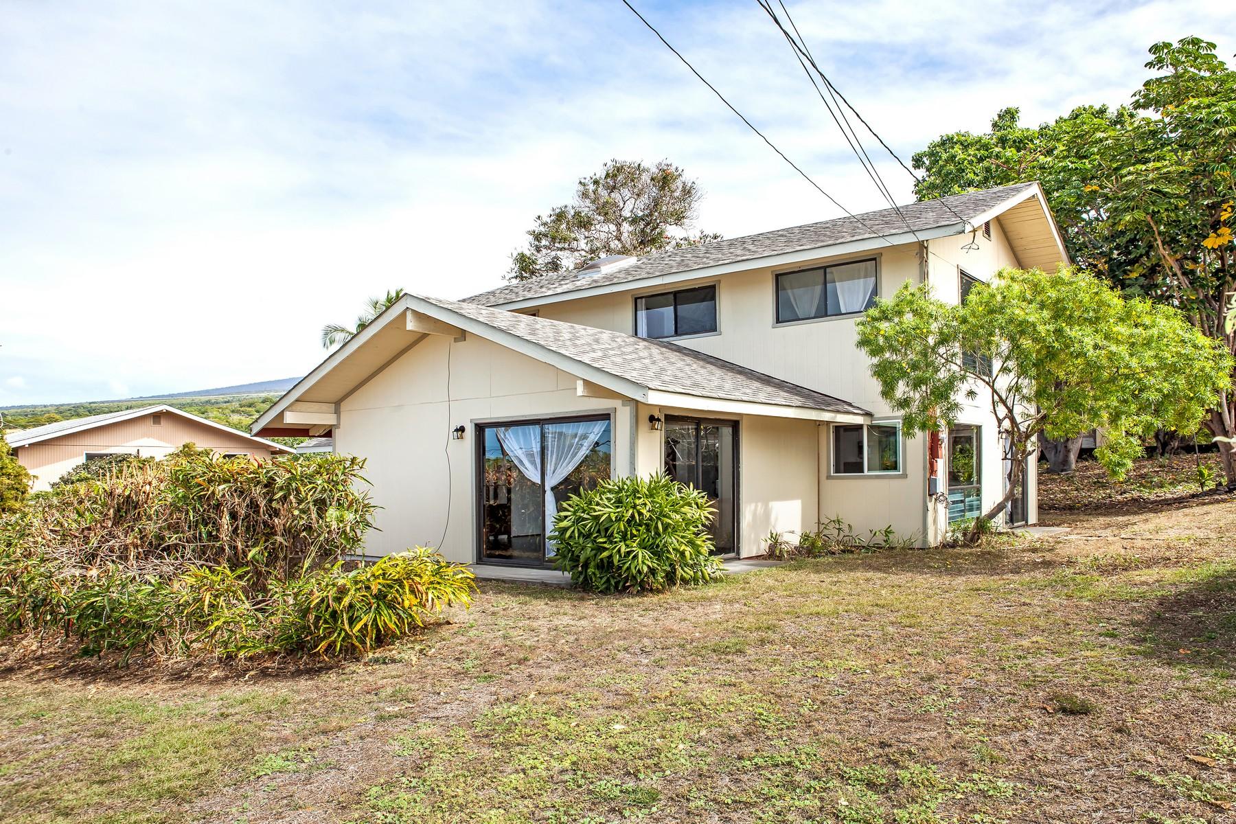 Single Family Home for Sale at Kailua View Estates Subdivision 75-5807 Nalukai Pl Kailua, Hawaii, 96740 United States