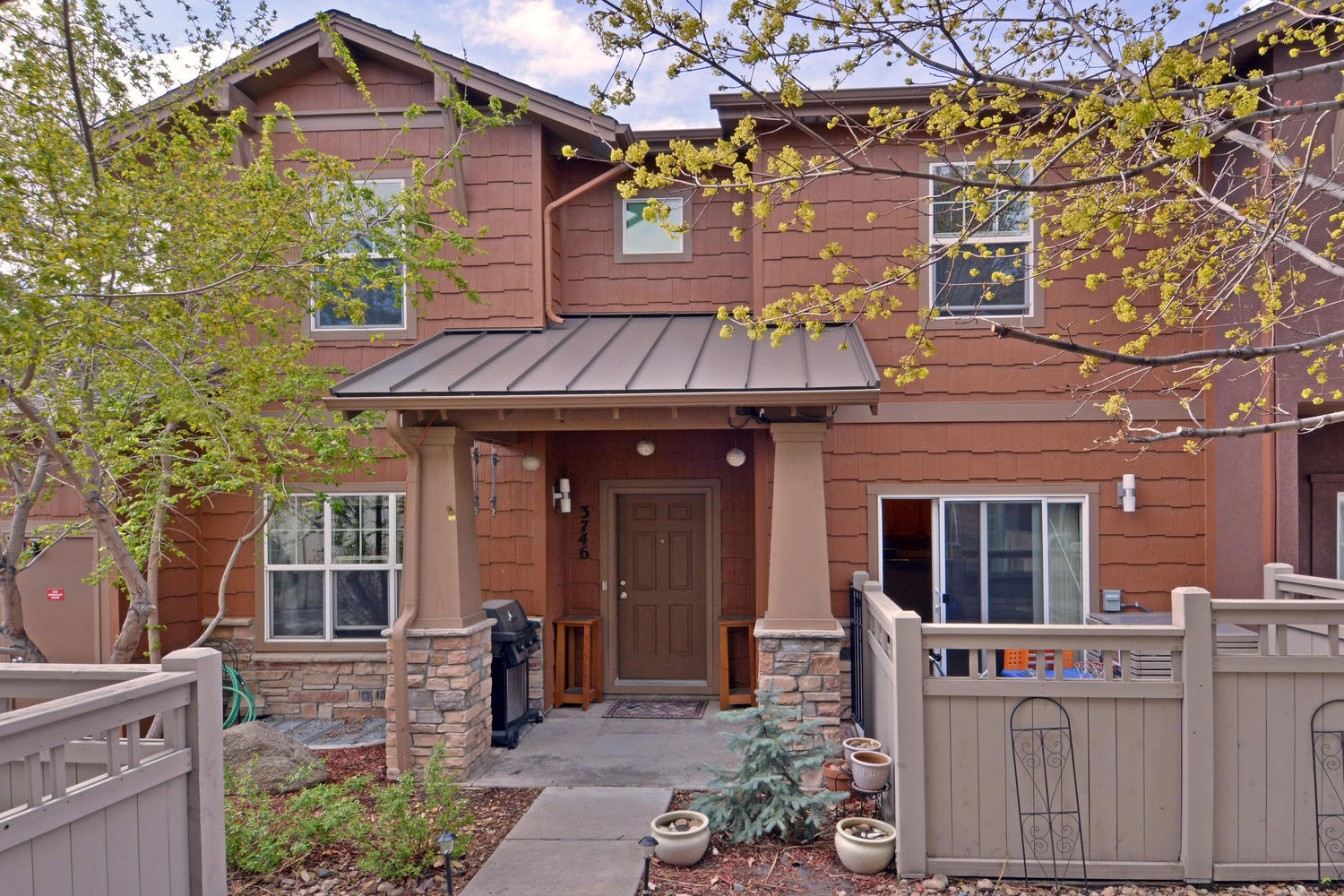Townhouse for Active at Northfield Commons Affordable Housing 3746 Cedarlodge St Boulder, Colorado 80301 United States