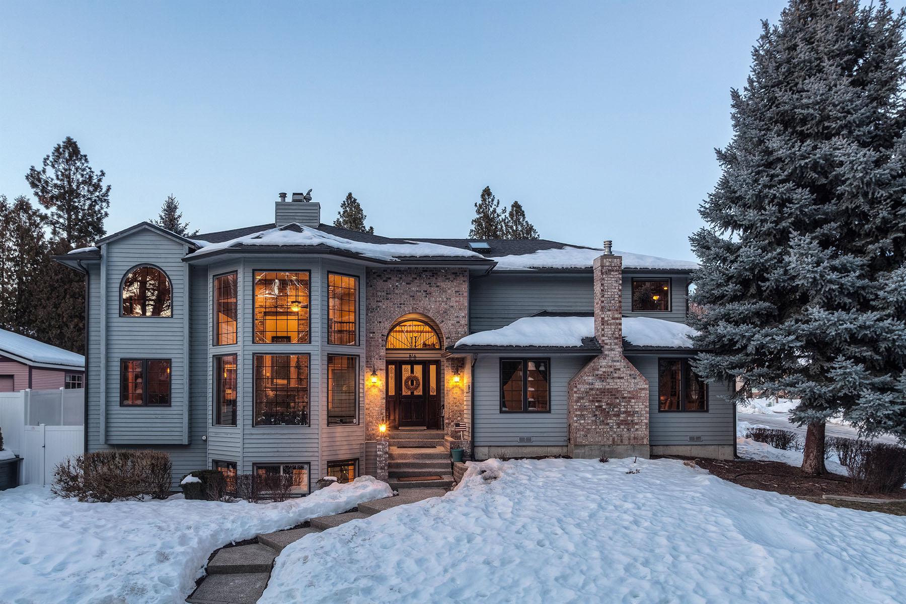 Nhà ở một gia đình vì Bán tại 516 S Shore Pines Rd Post Falls, Idaho, 83854 Hoa Kỳ