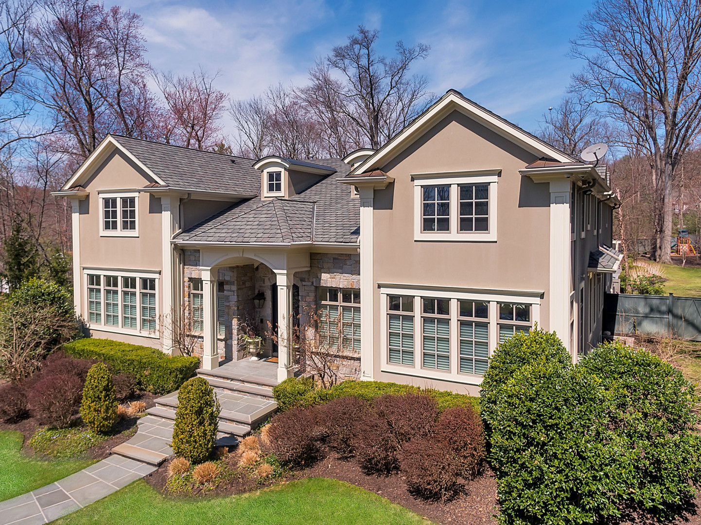 Single Family Home for Sale at Spectacular Custom Masterpiece 31 Hampshire Hill Rd Upper Saddle River, 07458 United States