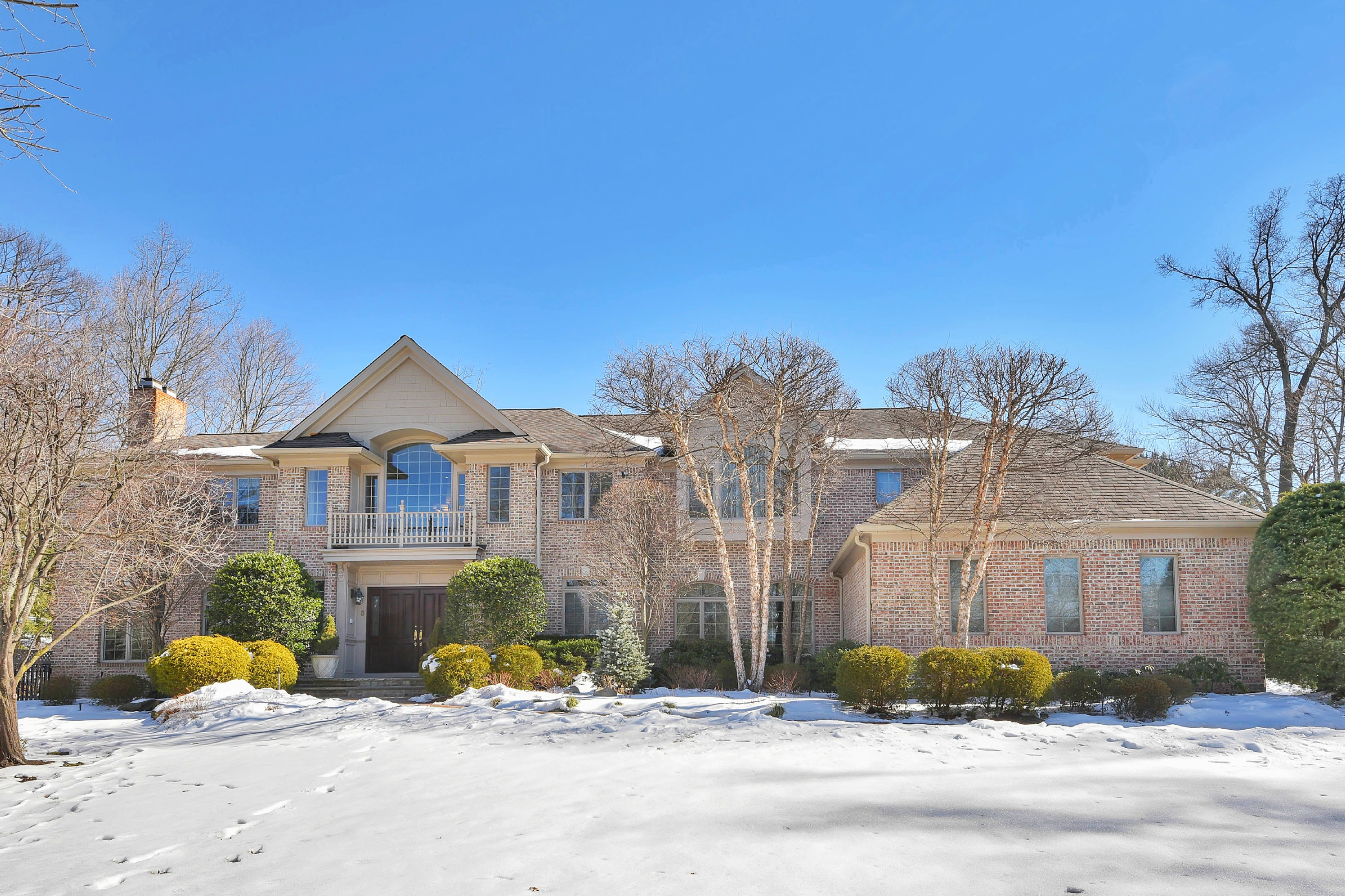 Single Family Home for Sale at Timeless & Classic 5 Millers Xing Tenafly, New Jersey 07670 United States