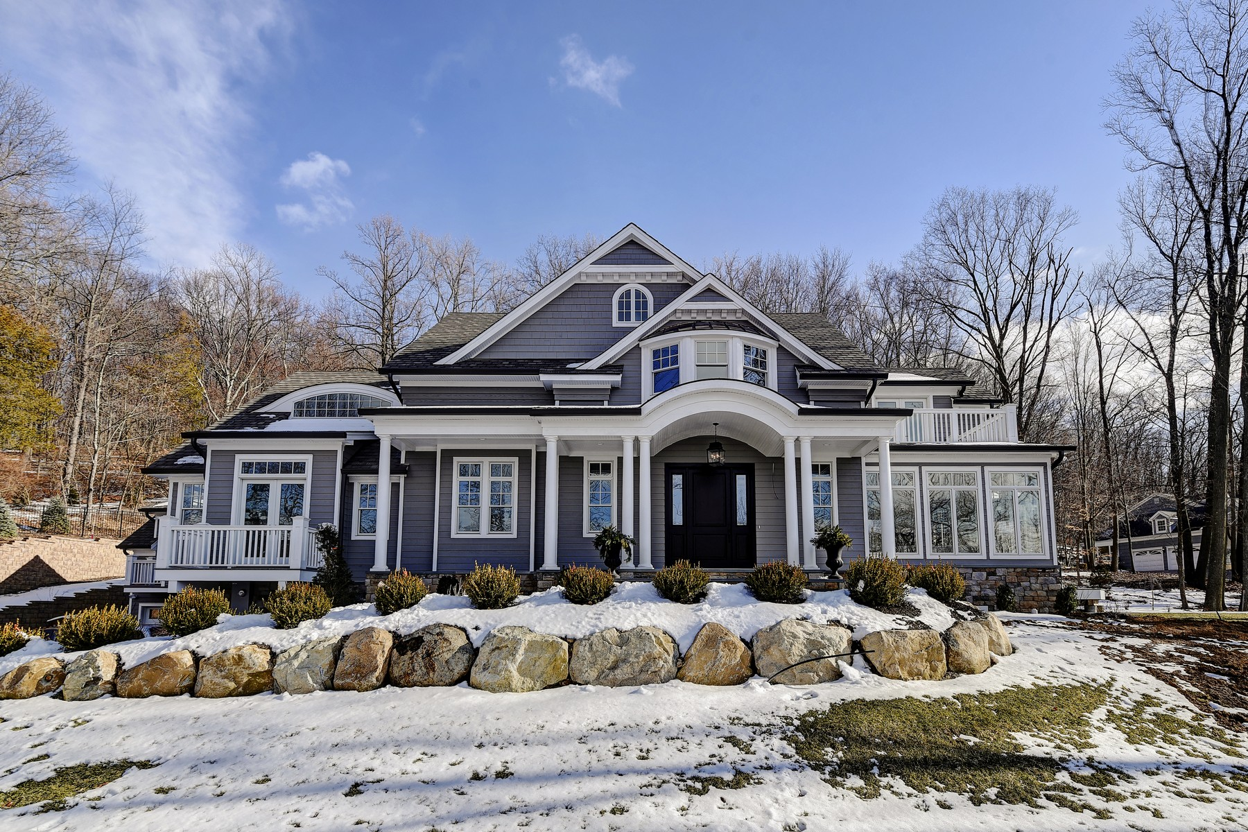 Single Family Home for Sale at Sophisticated Elegance 48 Mendham Road Chester, 07930 United States