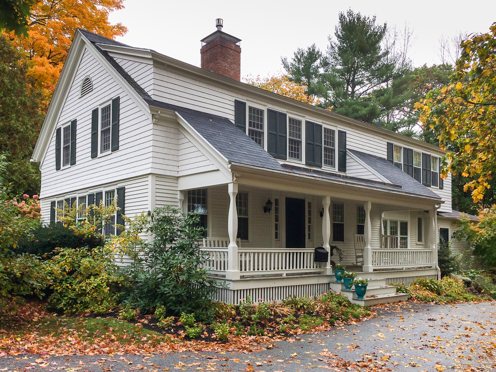 Single Family Home for Sale at 33 High Street Camden, Maine, 04843 United States