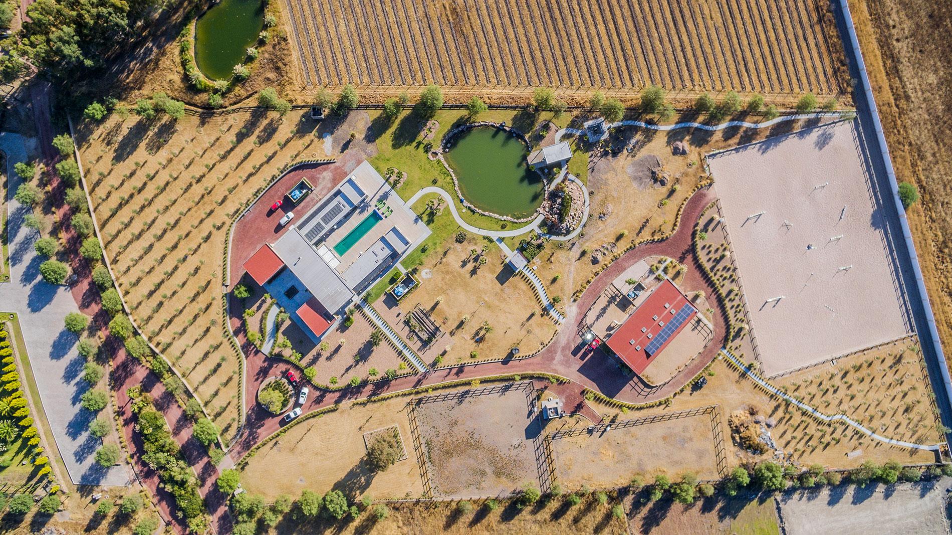 Additional photo for property listing at Hacienda Las Fincas Hacienda Las Fincas San Miguel De Allende, Guanajuato 37700 Mexico