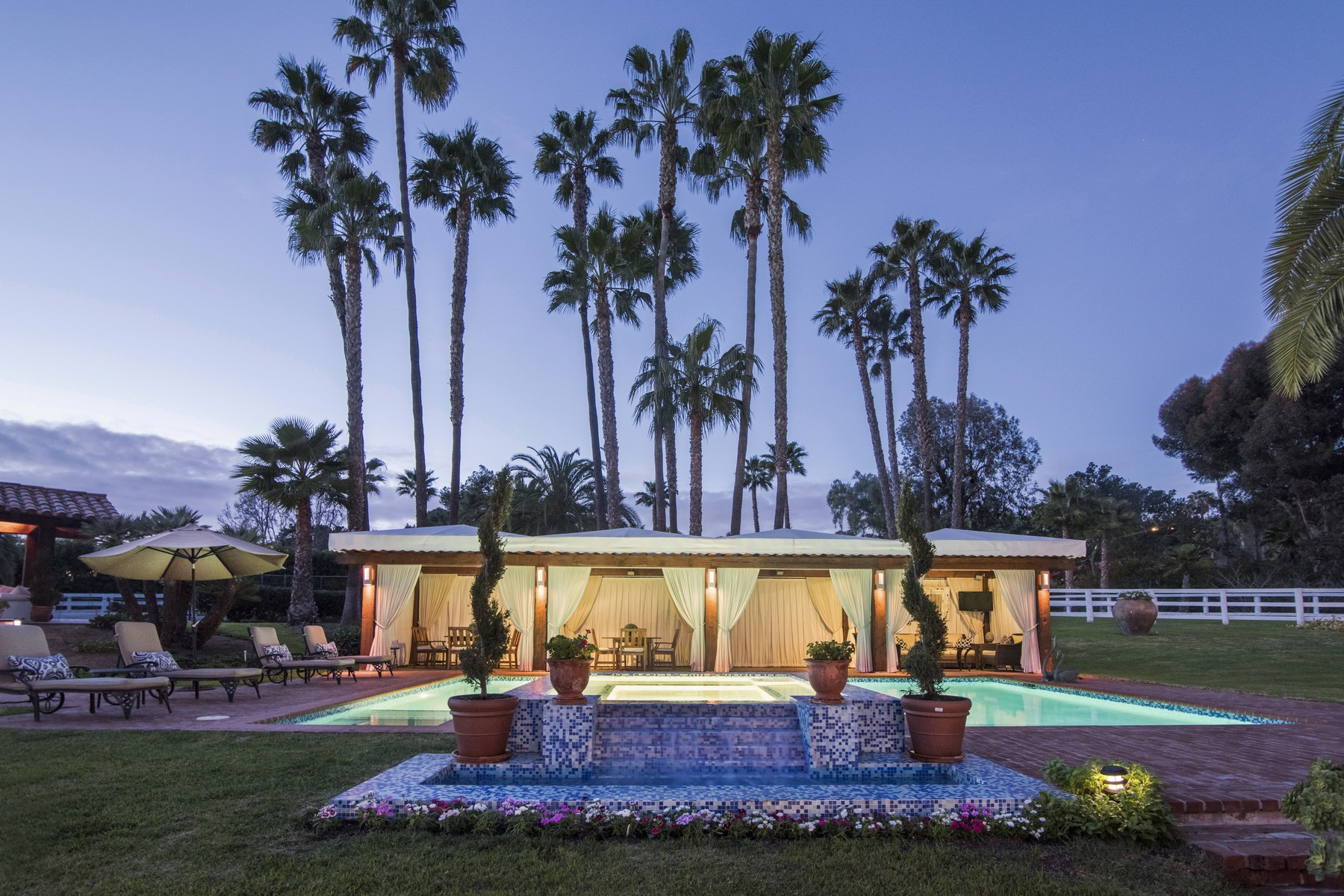 Vivienda unifamiliar por un Venta en 6458 El Sicomoro Rancho Santa Fe, California, 92067 Estados Unidos