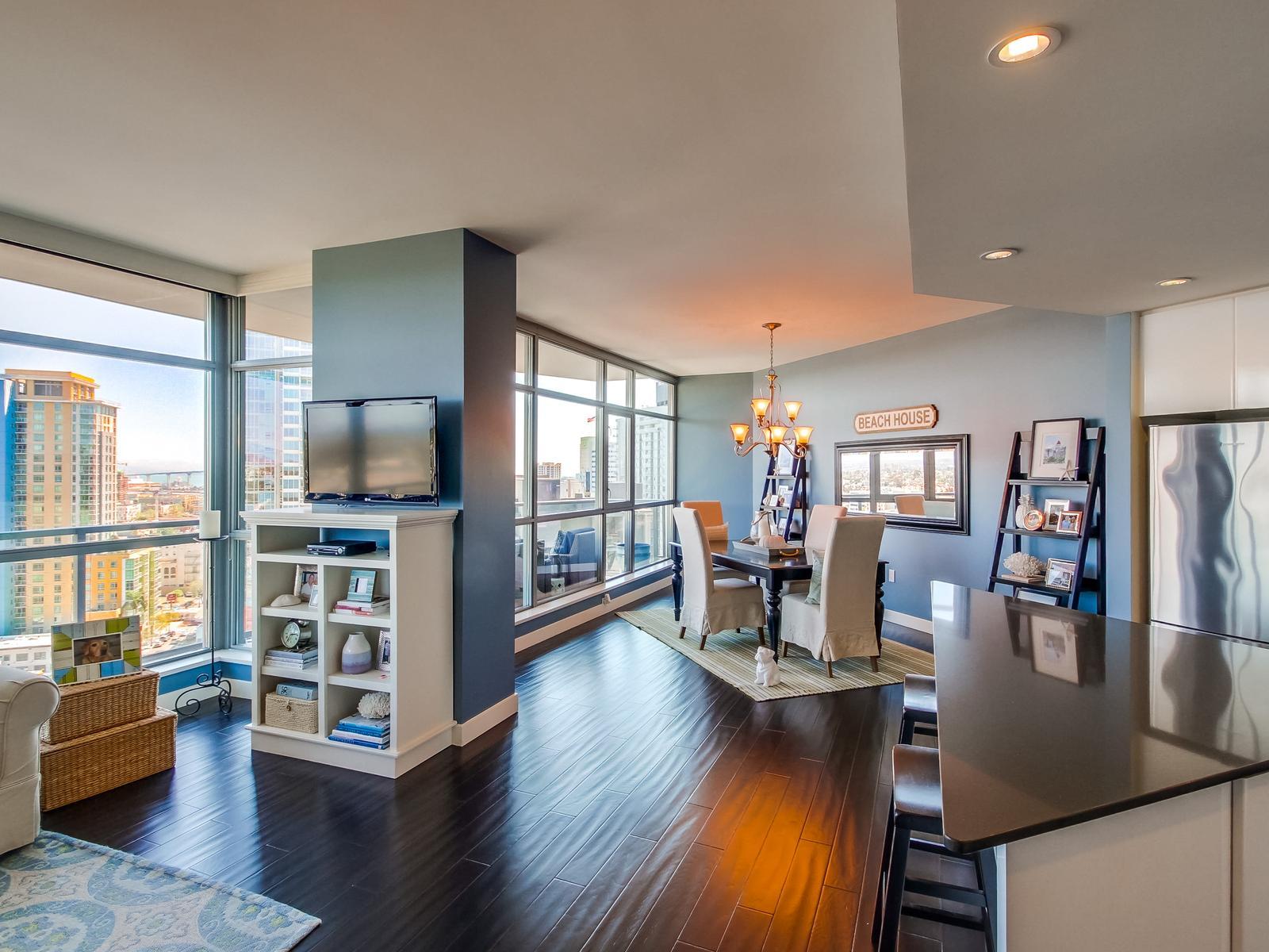 共管式独立产权公寓 为 销售 在 1441 9th Avenue, 1402 圣地亚哥, 加利福尼亚州, 92101 美国