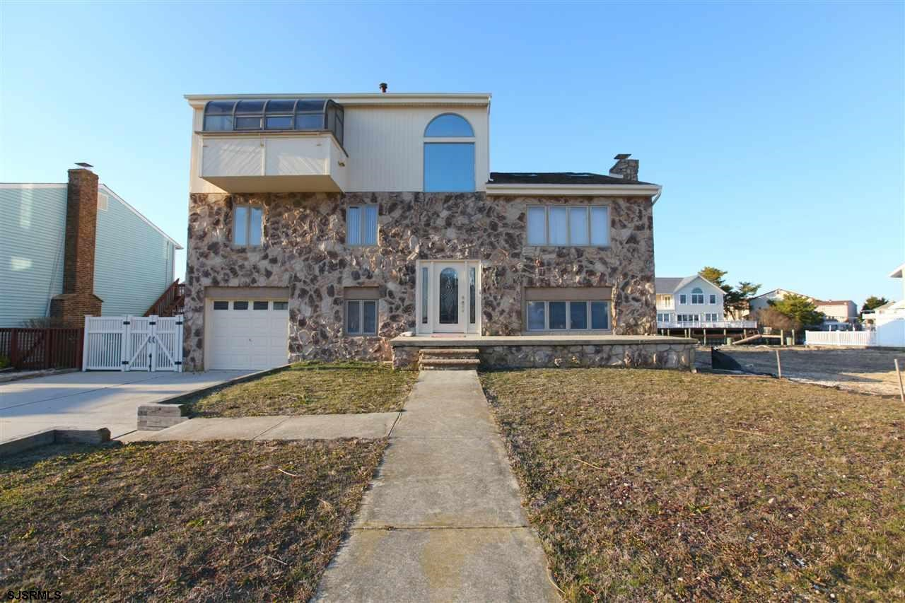 Single Family Home for Rent at Lagoon Front Summer Rental 31 Seaview Drive Longport, New Jersey 08403 United States
