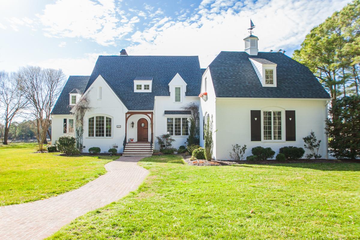 Einfamilienhaus für Verkauf beim Church Creek in Franktown 8448 Creek St. Franktown, Virginia, 23354 Vereinigte Staaten