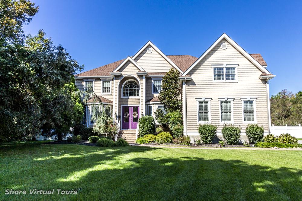 Частный односемейный дом для того Продажа на 27 Sand Castle Drive Cape May Court House, Нью-Джерси 08210 Соединенные Штаты