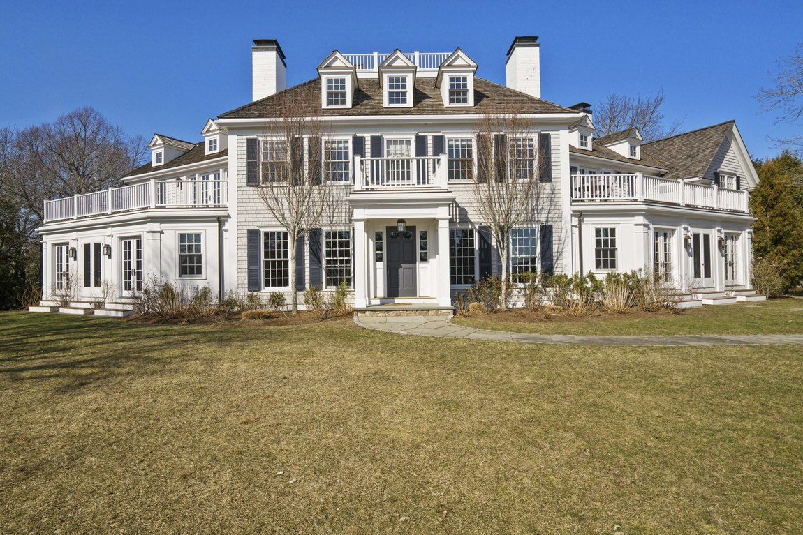 Maison unifamiliale pour l Vente à Waterview 322 King Caesar Rd Duxbury, Massachusetts, 02332 États-Unis
