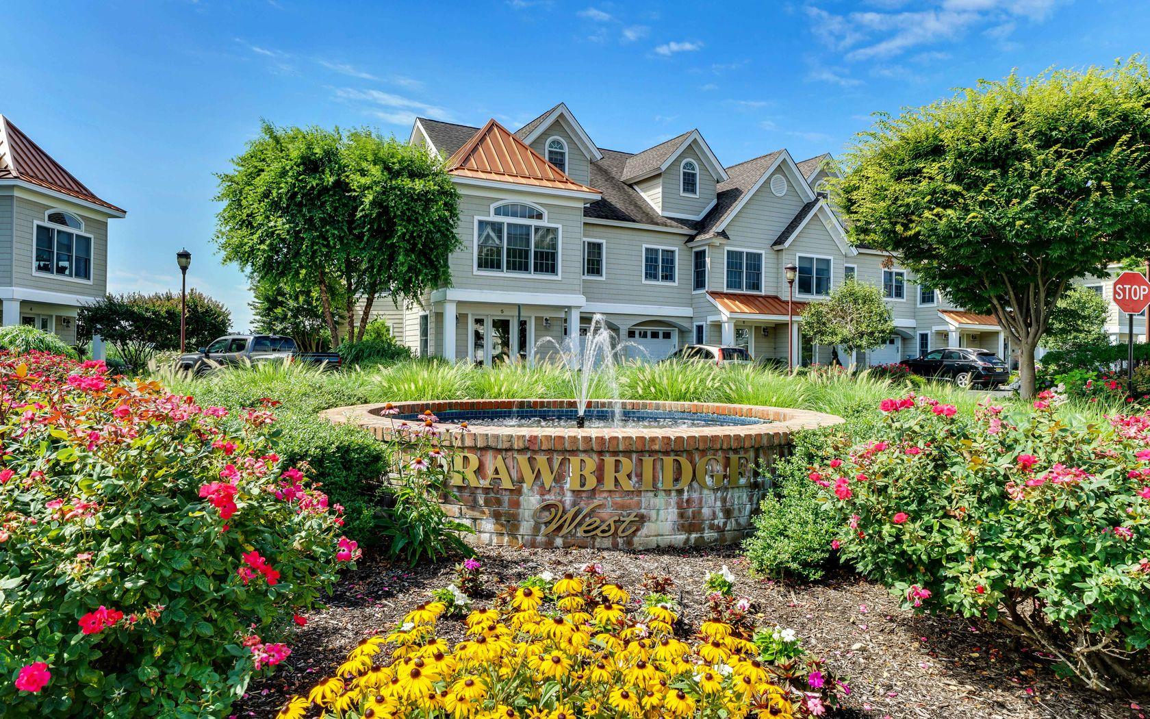 Nhà chung cư vì Bán tại Fabulous Coastal Living 11 Water Edge Brielle, New Jersey, 08730 Hoa Kỳ