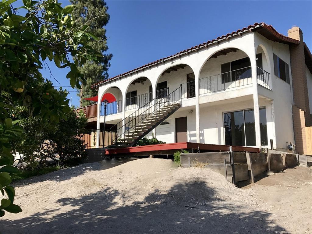 Maison unifamiliale pour l Vente à 3967 N. Granda 3967 N. Granada Spring Valley, Californie, 91977 États-Unis