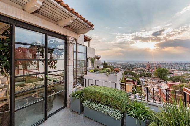 Single Family Home for Sale at Casa Garita Garita 17b Centro Historico San Miguel De Allende, Guanajuato 37700 Mexico