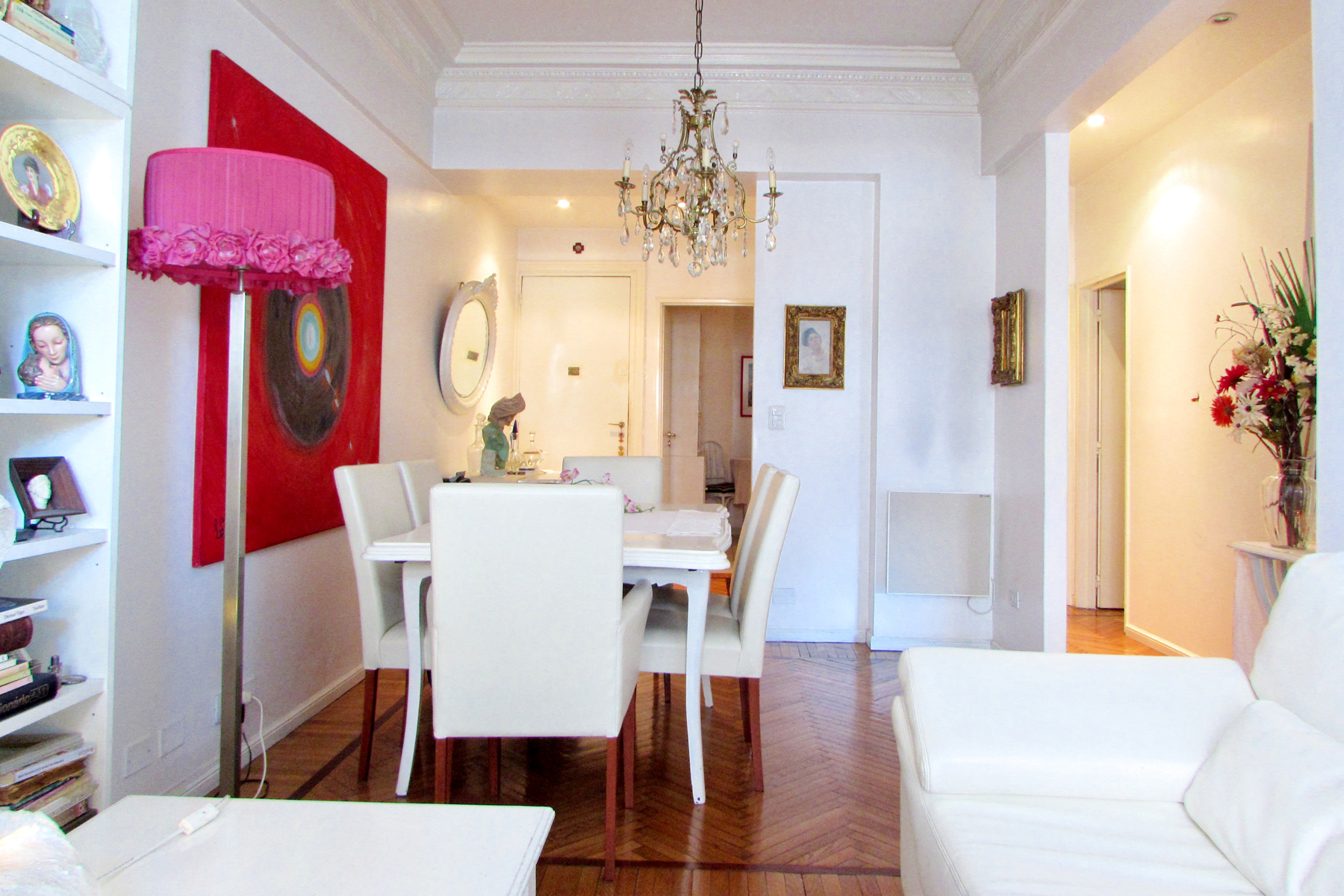 sales property at French Style Apartment in Bencich Building