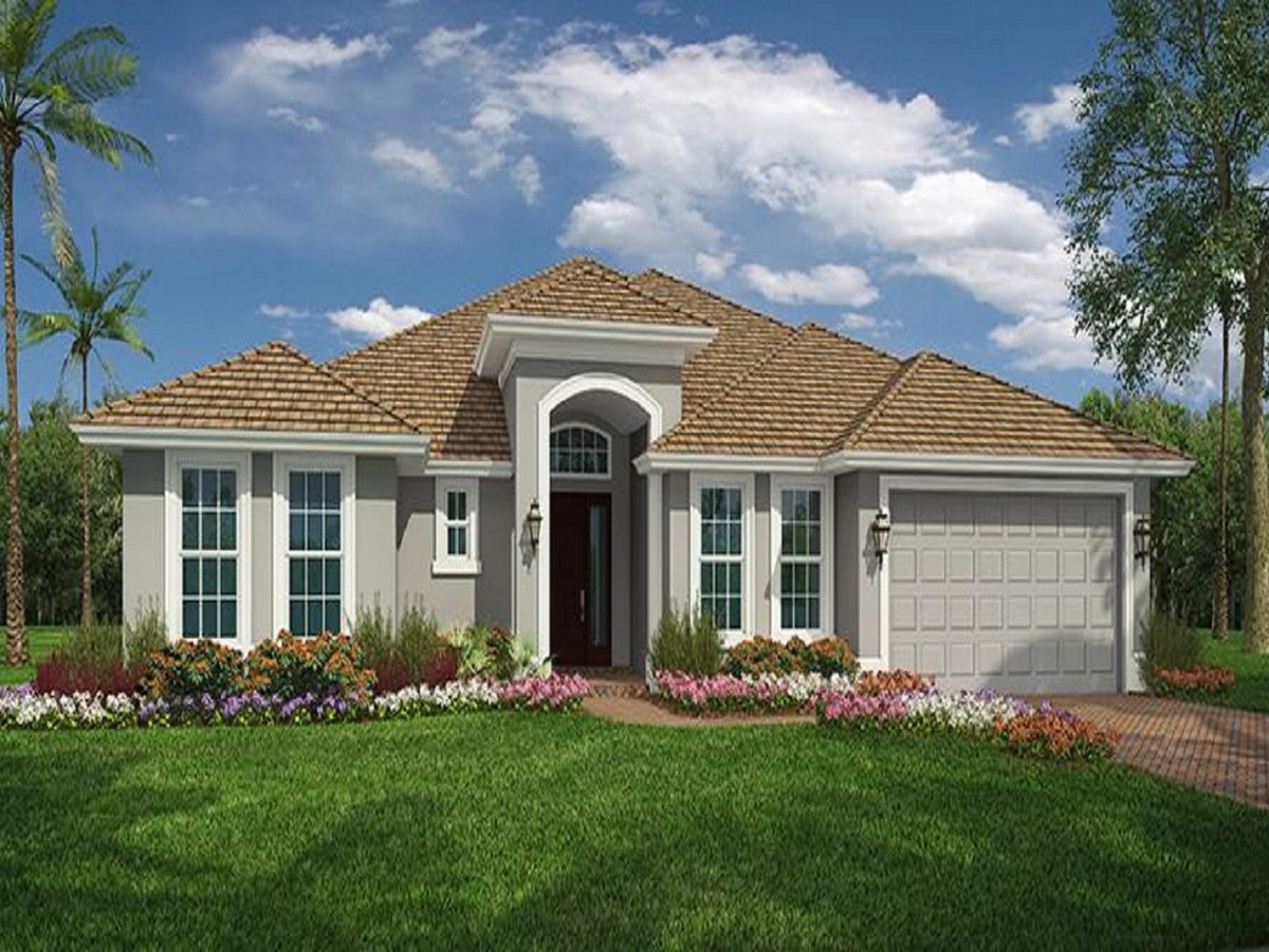 Moradia para Venda às Finely appointed home in Berkley Square 3142 Berkley Square Way Vero Beach, Florida, 32966 Estados Unidos