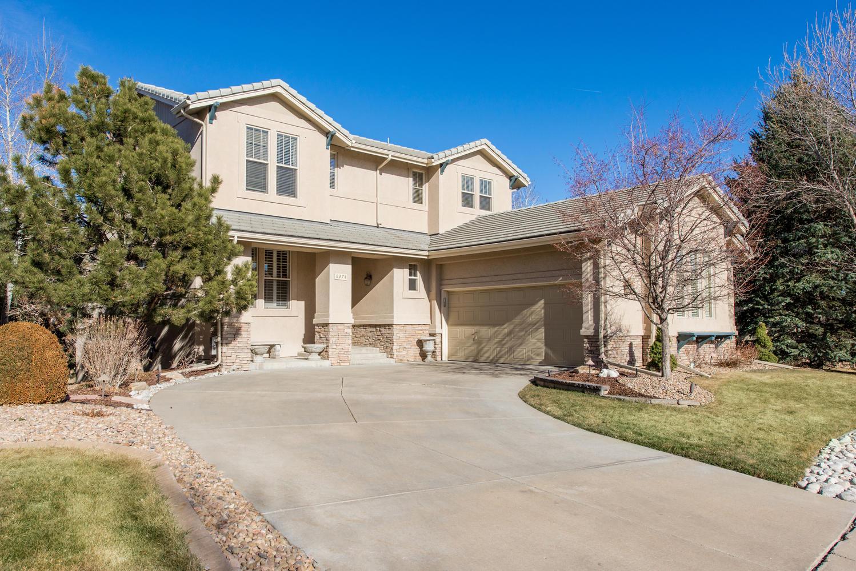 Maison unifamiliale pour l Vente à 6274 S Blackhawk Ct Centennial, Colorado, 80111 États-Unis