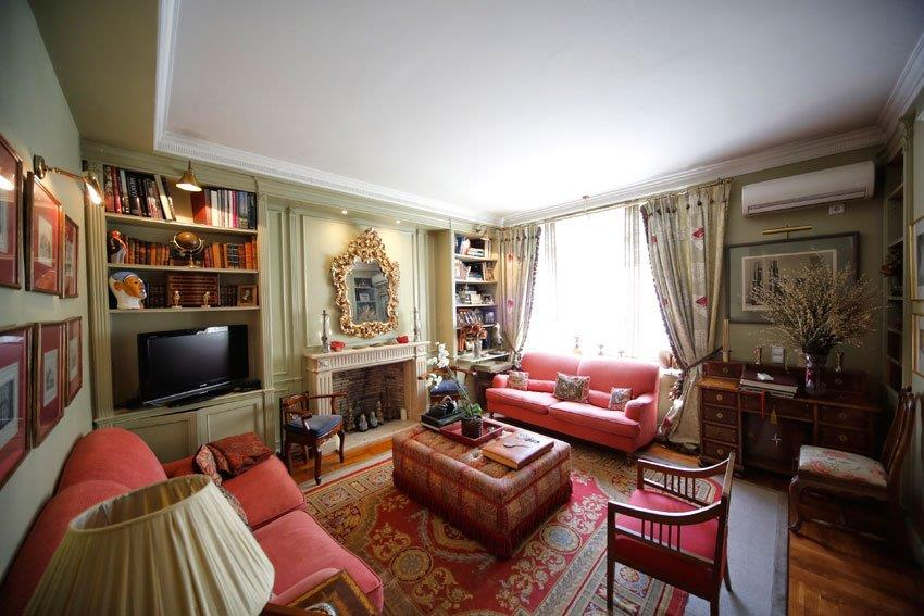 아파트 용 매매 에 Superb flat in one of the most elegant streets of Chamberí Almagro street. Madrid, 마드리드, 스페인